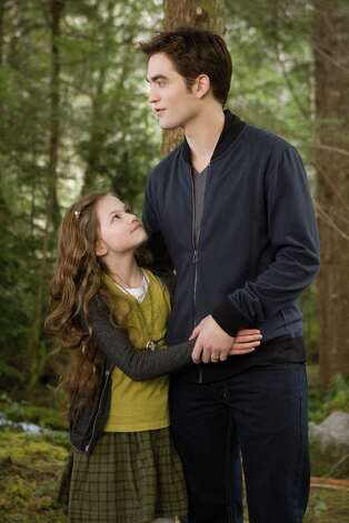 MACKENZIE FOY and ROBERT PATTINSON star in THE TWILIGHT SAGA: BREAKING DAWN-PART 2    Ph: Andrew Cooper, SMPSP   2011 Summit Entertainment, LLC.  All rights reserved. Photo: Andrew Cooper / © 2011 Summit Entertainment, LLC.  All rights reserved.