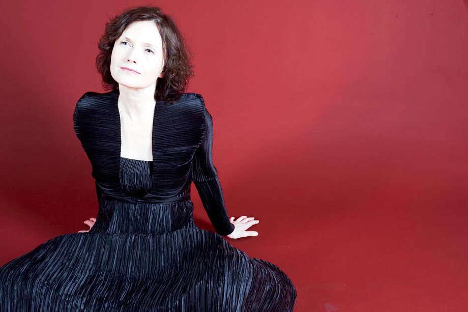 Pianist Ewa Kupiec Photo: COURTESY PHOTO