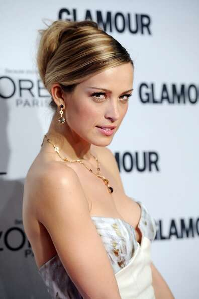 Model Petra Nemcova attends Glamour Magazine's 22nd annual