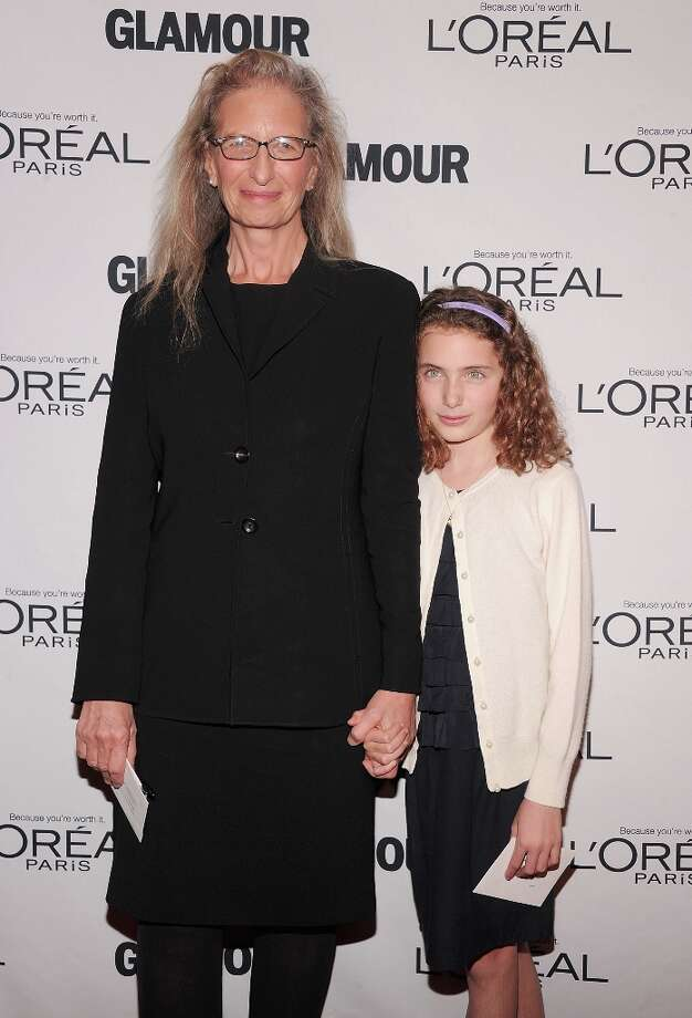 Annie Leibovitz and Sarah Leibovitz attend the 22nd annual Glamour Women of the Year Awards at Carnegie Hall on November 12, 2012 in New York City.  (Photo by Jamie McCarthy/Getty Images) Photo: Jamie McCarthy, Getty Images / 2012 Getty Images