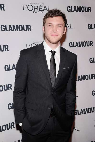 Phillip Phillips attends the 22nd annual Glamour Women of the Year Awards at Carnegie Hall on Novemb
