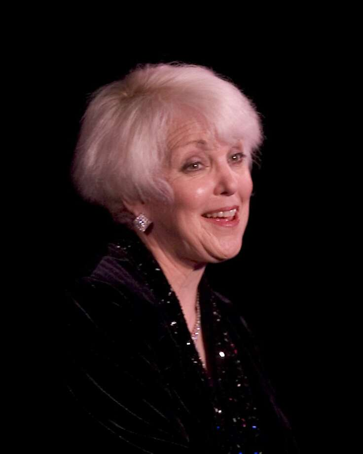 "Wesla Whitfield opened her weeklong stand at the Rrazz Room on Tuesday with such gems as ""Lucky to Be Me,"" her signature tune, and the paired ""Pure Imagination/Imagine."" Photo: John O'Hara, SF CHRONICLE"