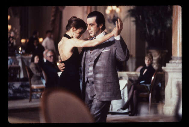 Scent of a Woman - Gabrielle Anwar, Al Pacino Photo: Univeral City / handout slide