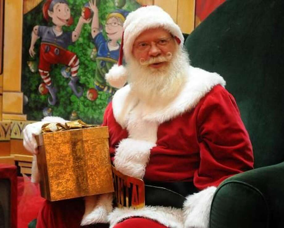 The Woodlands Resort will host breakfast with Santa and a Christmas Day brunch.