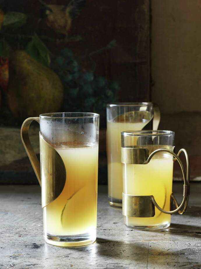Country Living recipe for Spiked Pear Cider. Photo: Johnny Valiant