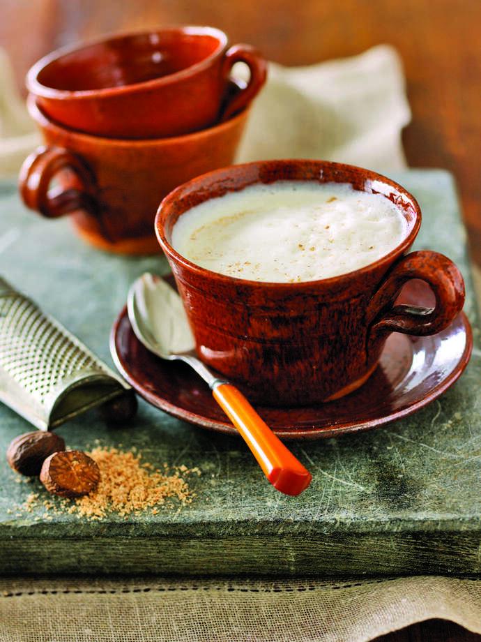 White Spiced Coffee Photo: Charles Schiller