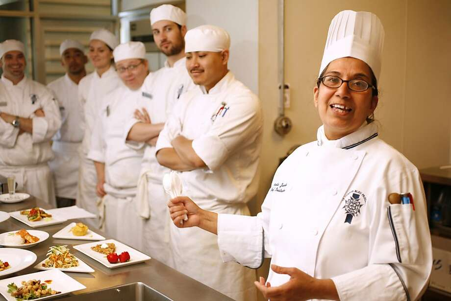 The California Culinary Academy in S.F. is run by Career Education Corp., which faces declining enrollment and profits. Photo: Photo By Craig Lee, The Chronicle