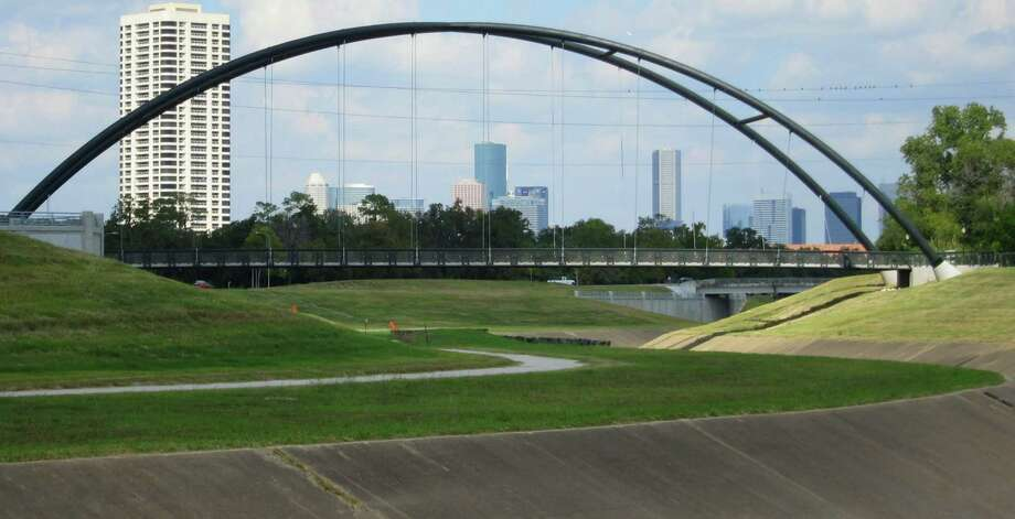 The Bill Coats Memorial Bike Bridge will be dedicated Friday afternoon. Photo: Picasa