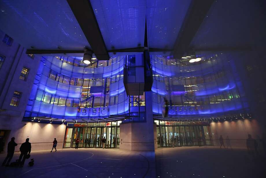 BBC headquarters has been in turmoil, with two scandals forcing resignations of senior executives. Photo: Oli Scarff, Getty Images
