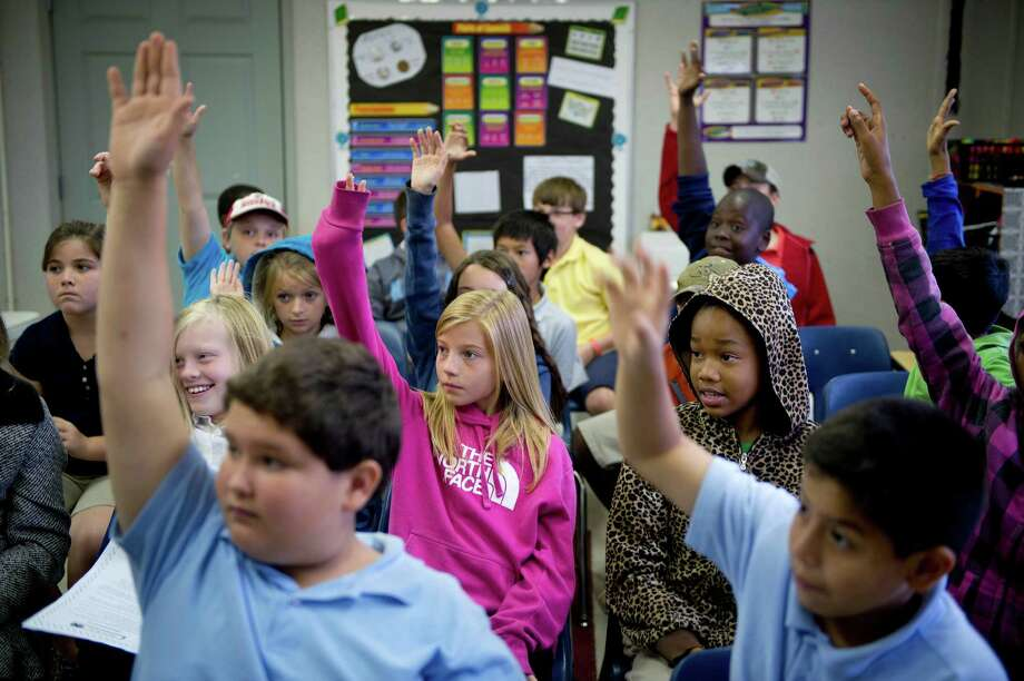 Partisanship has no place in the classroom, but teachers from both sides of the aisle must learn to keep political bias out of school. Photo: RICH ADDICKS, New York Times / NYTNS