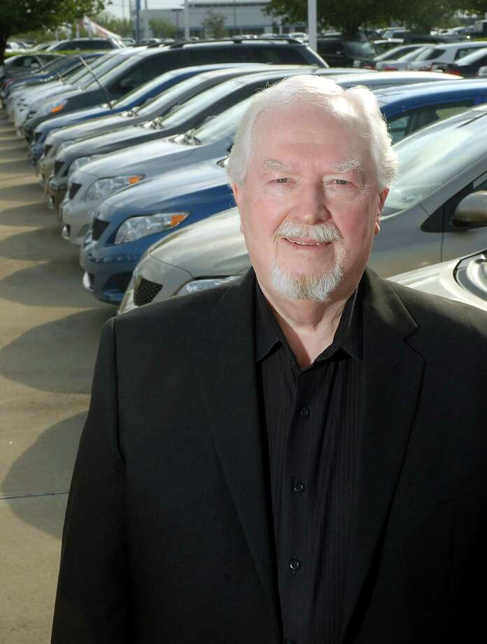 """Somebody's got money,"" says Steve McDowell of  InfoNation in reaction to October's auto sales. Retail sales are up 27.4 over a year ago. Photo: Dave Rossman, Freelance / Freelance"