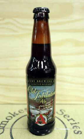 The Old Jubilation (8.30% ABV) is an Old Ale styled beer brewed by Avery Brewing Company out of Colorado.  This beer can be purchased locally at Millers Liquor and Spec's.   Photo taken: Randy Edwards/The Enterprise