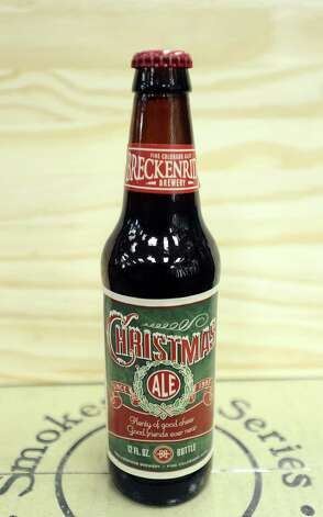 The Christmas Ale (7.40% ABV) is a Winter Warmer styled beer that is brewed by Breckenridge BBQ & Brew Pub out of Colorado.  This beer can be purchased locally at Millers Liquor.   Photo taken: Randy Edwards/The Enterprise