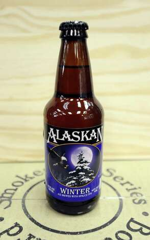 The Alaskan Winter Ale (6.40% ABV) is an Old Ale styled beer that is brewed by Alaskan Brewing Co. out of Alaska.  This beer can be purchased locally at Millers Liquor and Spec's.   Photo taken: Randy Edwards/The Enterprise