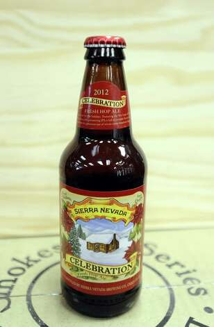 The Sierra Nevada Celebration Ale (6.80% ABV) is an American IPA styled beer that is brewed by Sierra Nevada Brewing Co. out of California.  This beer can be purchased locally at Millers Liquor, Debb's Liquor (St. Charles Plaza), and Spec's.   Photo taken: Randy Edwards/The Enterprise