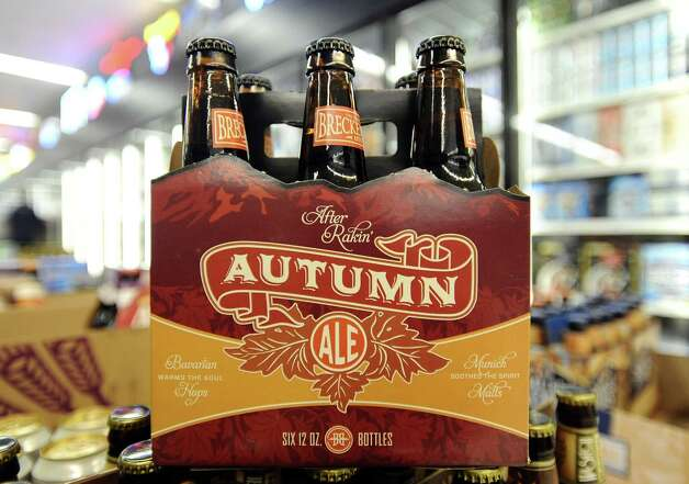 The Autumn Ale (6.70% ABV) is a Old Ale that is brewed by Breckenridge BBQ & Brew Pub out of Colorado.  This beer can be purchased locally at Spec's.   Photo taken: Randy Edwards/The Enterprise