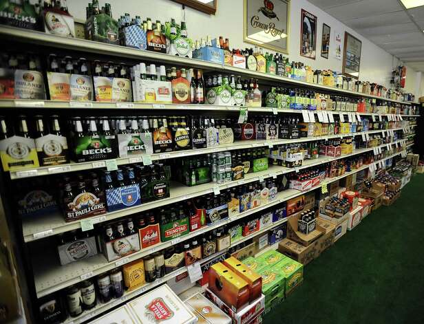 Miller's Liquor on Phelan has a great selection of craft beer.   Photo taken: Randy Edwards/The Enterprise