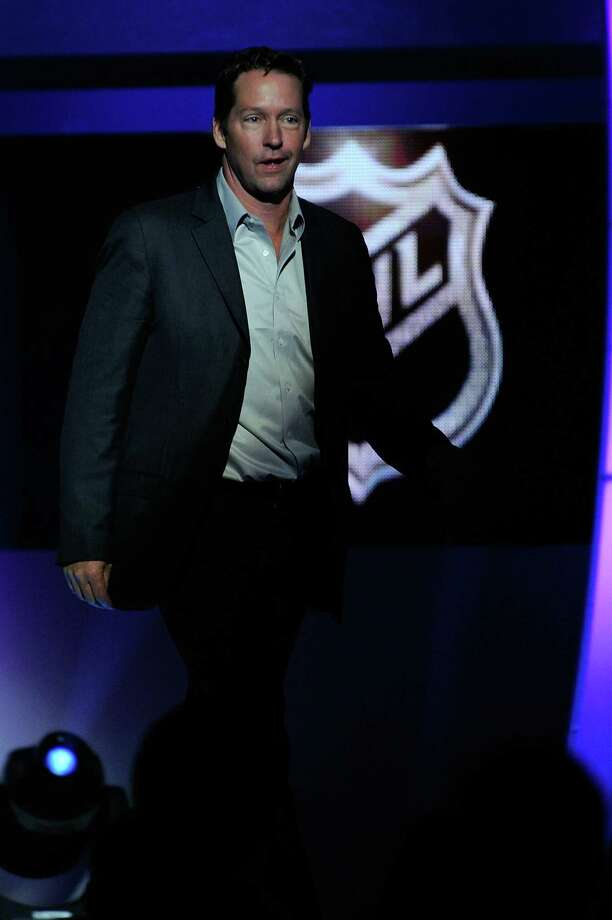 LAS VEGAS - JUNE 23:  Actor D.B. Sweeney walks on stage during the 2010 NHL Awards at the Palms Casino Resort on June 23, 2010 in Las Vegas, Nevada.  (Photo by Ethan Miller/Getty Images for NHLI) Photo: Ethan Miller / 2010 Getty Images