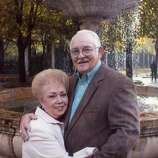 Bill and Barbara Umphlett recently celebrated 55 years of marriage. Bill served 38 years in the Active Air Force and Reserves and retired as a Chief Master Sergeant. Barbara was employed by Allstate Insurance and held the position of Senior Claims Adjuster until her retirement after 23 years. They have two children, two grand-children and one great grand-daughter. They have enjoyed their lives and have traveled to many countries. This picture was taken two years ago in Madrid, Spain. (Bill Umphlett / MySanAntonio.com)