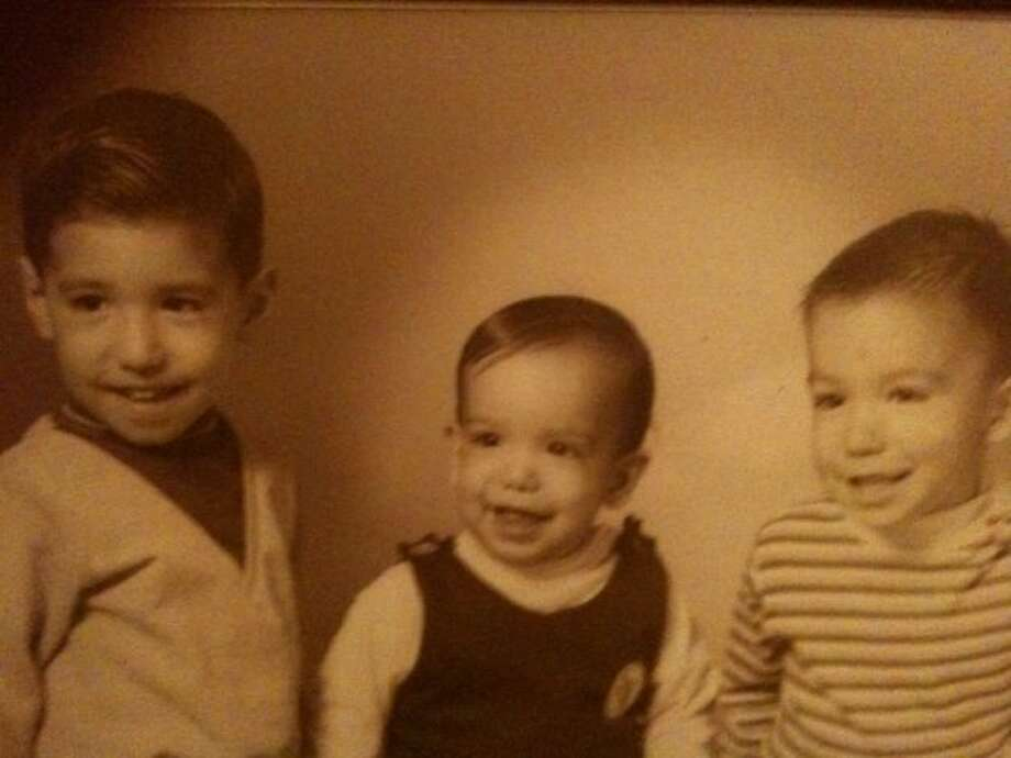 This picture of my three sons was taken in late October 1970 at Dillard's Studio. They were at that time from left to right, Michael, 3, Robert, 1, and Dan, 2. (Esther Lozano / MySanAntonio.com)