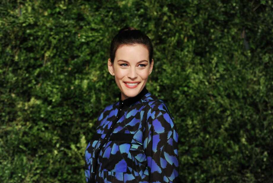 Actress Liv Tyler attends the 2012 CFDA / Vogue Fashion Fund Awards on Tuesday Nov. 13, 2012 in New York. Photo: Evan Agostini, Evan Agostini/Invision/AP / Invision