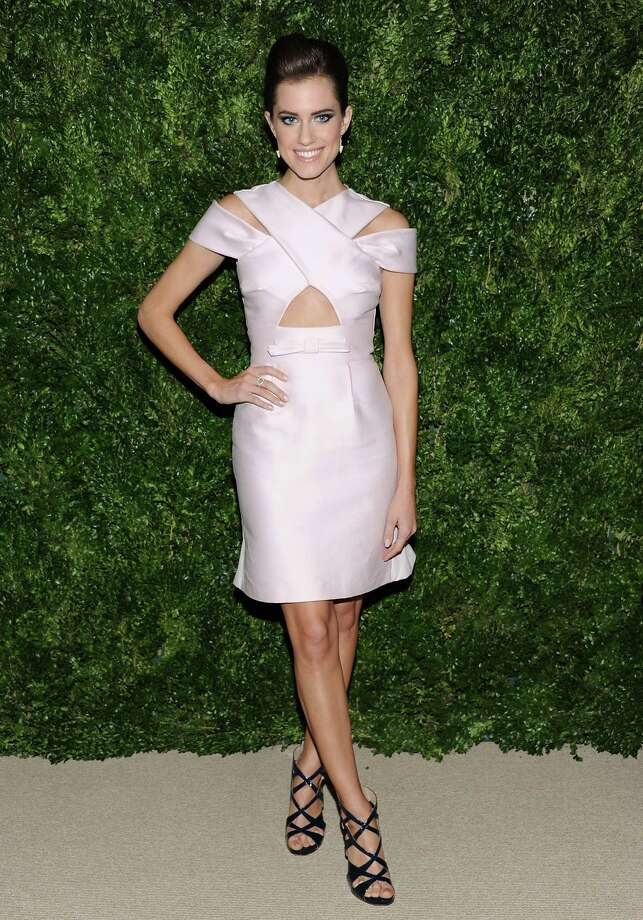 Actress Allison Williams attends the 2012 CFDA / Vogue Fashion Fund Awards on Tuesday Nov. 13, 2012 in New York. Photo: Evan Agostini, Evan Agostini/Invision/AP / Invision