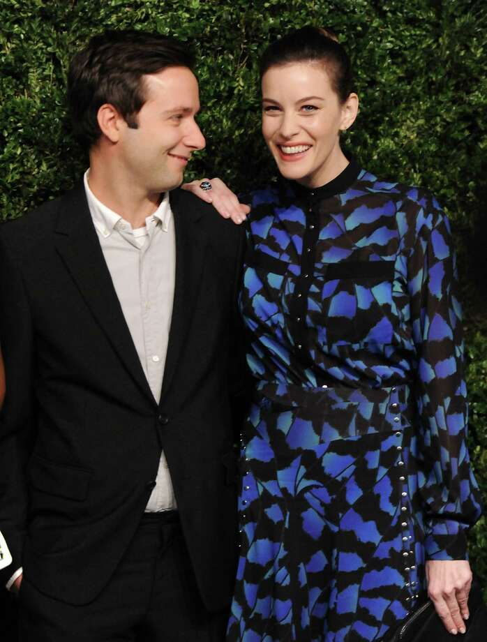 Designer Jack McCollough and actress Liv Tyler attend the 2012 CFDA / Vogue Fashion Fund Awards on Tuesday Nov. 13, 2012 in New York. Photo: Evan Agostini, Evan Agostini/Invision/AP / Invision