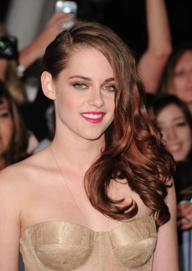 Actress Kristen Stewart arrives at the premiere of Summit Entertainment's 'The Twilight Saga: Breaking Dawn - Part 2' at Nokia Theatre L.A. Live on November 12, 2012 in Los Angeles, California.  (Photo by Jason Merritt/Getty Images) Photo: Jason Merritt, Getty Images / 2012 Getty Images