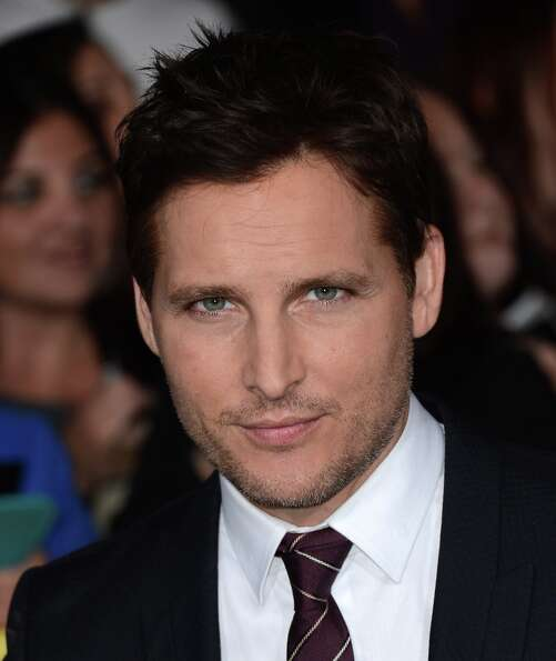 "Actor Peter Facinelli arrives at the premiere of Summit Entertainment's ""The Twilight Saga: Bre"