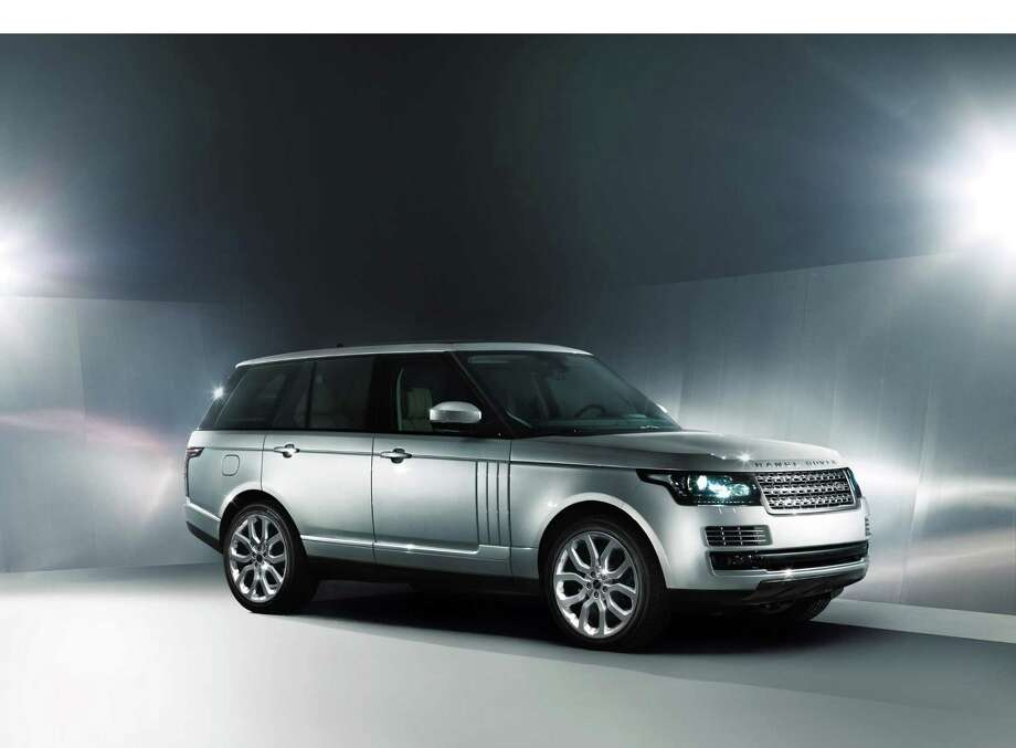 Land Rover unveils next generation all-new 2013 Range Rover, the most capable and most refined Range Rover ever.  (PRNewsFoto/Land Rover) Photo: Wire Photos / LAND ROVER