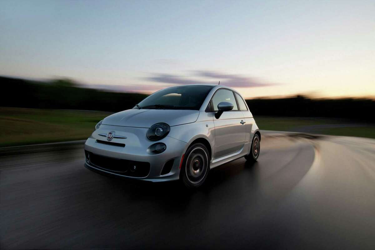 The new 2013 Fiat 500 Turbo. Chrysler Group LLC said Tuesday, Oct. 2, 2012, that its September U.S. sales rose 12 percent, crediting strong demand for new models, low interest rates and a stable U.S. economy. (AP Photo/Chrysler)