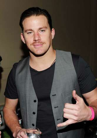 NEW YORK - APRIL 29:  Actor Channing Tatum attends the Awards Night Show & Party during the 2010 Tribeca Film Festival at the W New York - Union Square on April 29, 2010 in New York City. Photo: Stephen Lovekin, Getty Images For Tribeca Film Fe / 2010 Getty Images