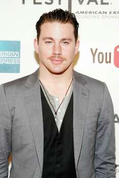 "NEW YORK - APRIL 26:  Actor/producer Channing Tatum attends the premiere Of ""Earth Made Of Glass"" during the 2010 Tribeca Film Festival at the Tribeca Performing Arts Center on April 26, 2010 in New York City. Photo: Amy Sussman, Getty Images For Tribeca Film Fe / 2010 Getty Images"