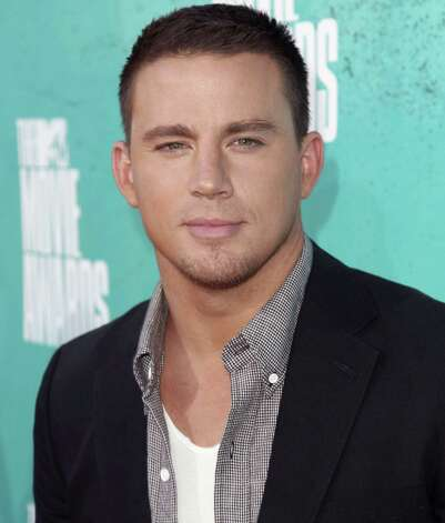 Channing Tatum arrives at the MTV Movie Awards on Sunday, June 3, 2012, in Los Angeles. Photo: Matt Sayles, MATT SAYLES/INVISION/AP / 2012 Invision