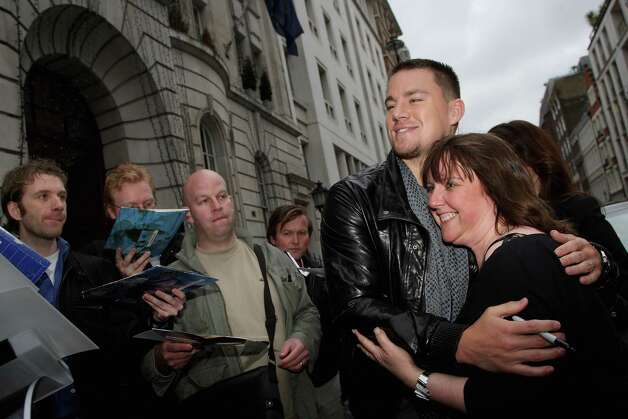 LONDON, ENGLAND - MAY 07:  Actor Channing Tatum arrives at the Hilton Courthouse Hotel to introduce a screening for his new film 'Fighting' on May 7, 2009 in London, England. Photo: Chris Jackson, Getty Images For Universal / 2009 Getty Images