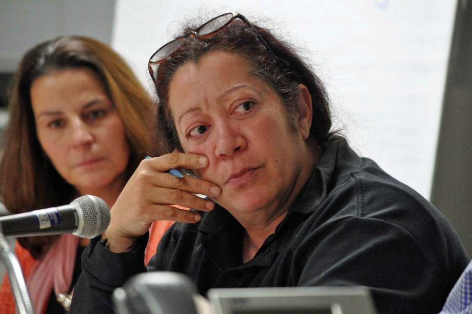 Norwalk Board of Education member Migdalia Rivas voted against spending more than $17,250 to hire the executive search firm PROACTto helo find a new superintendent. Photo: Contributed Photo