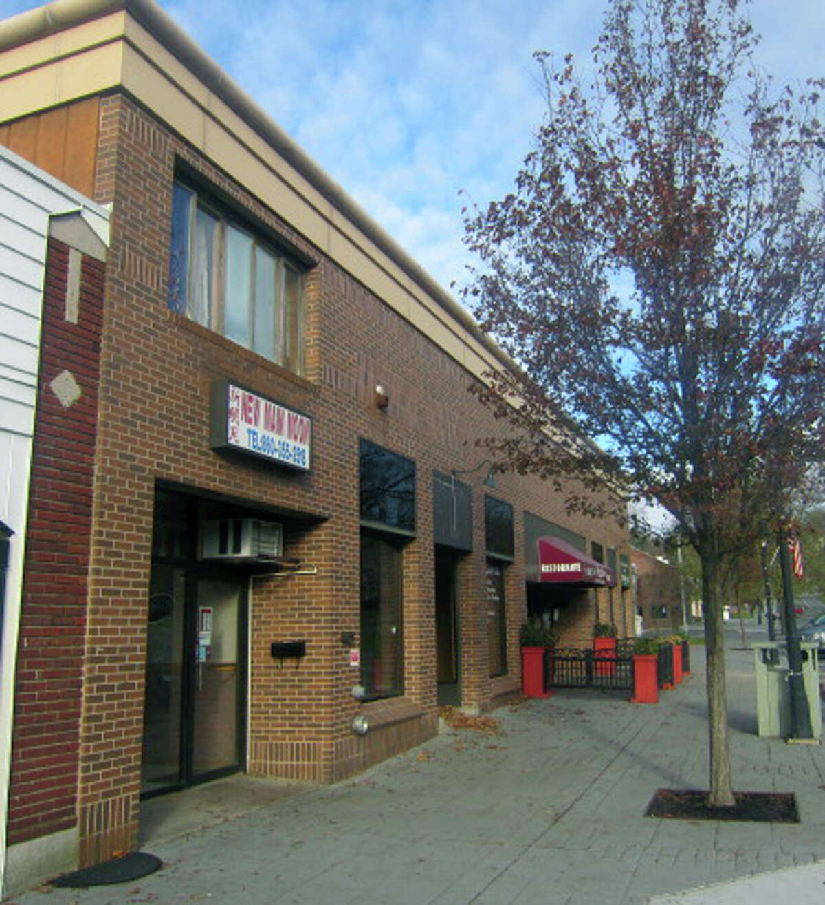 The building at 27 Main Street in the New Milford village center has been purchased by Sherman resident Gary Goldring. November 2012