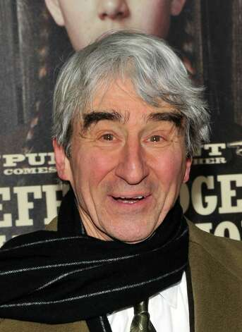 Sam Waterston Photo: Stephen Lovekin / Getty Images North America