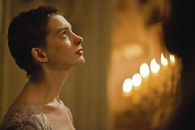 "Anne Hathaway stars in ""Les Miserables."" Photo: Laurie Sparham, Universal Pictures / ©Universal Pictures"