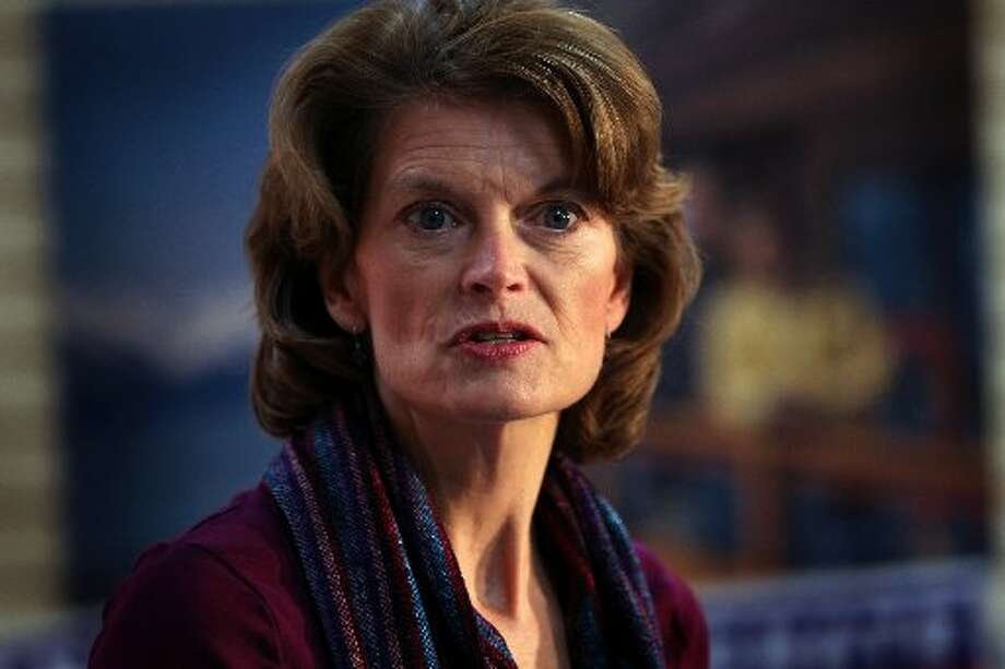 """Sen. Lisa Murkowski, R-Alaska, a powerful Senate committee chair. She is leading a bipartisan coalition seeking to rescue the federal Sea Grant program from extinction under the Trump administration. """"For more than four decades, the National Sea Grant programs have aided in spreading economic sustainability and environmental conservation of our nation's bountiful marine resources."""