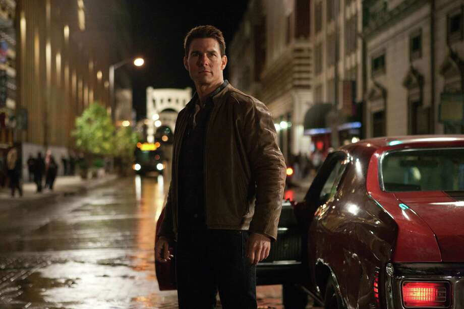 "Tom Cruise is the title character in ""Jack Reacher,"" based on the Lee Child book ""One Shot."" Photo: Karen Ballard, Paramount / © 2011 Paramount Pictures.  All Rights Reserved."