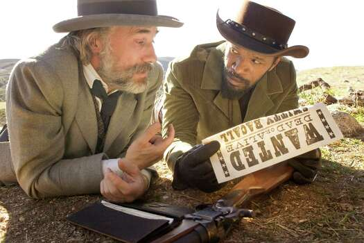 "Best supporting actor nominee:Christoph Waltz, ""Django Unchained"" Photo: TWC"