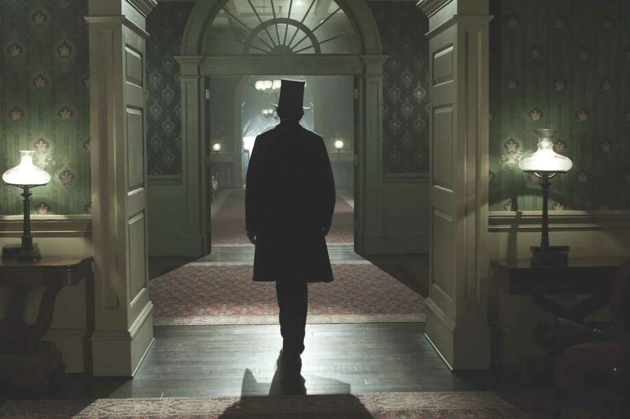 "David James/DreamWorks II Distribution Co. Abraham Lincoln (Daniel Day-Lewis) walks through the corridors of the White House in this scene from director Steven Spielberg's drama ""Lincoln"" from DreamWorks Pictures and Twentieth Century Fox."