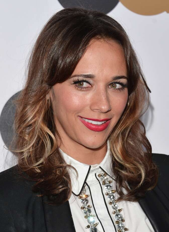 Actress Rashida Jones arrives at the GQ Men of the Year Party at Chateau Marmont on November 13, 2012 in Los Angeles, California.  (Photo by Alberto E. Rodriguez/Getty Images) Photo: Alberto E. Rodriguez, Getty Images / 2012 Getty Images