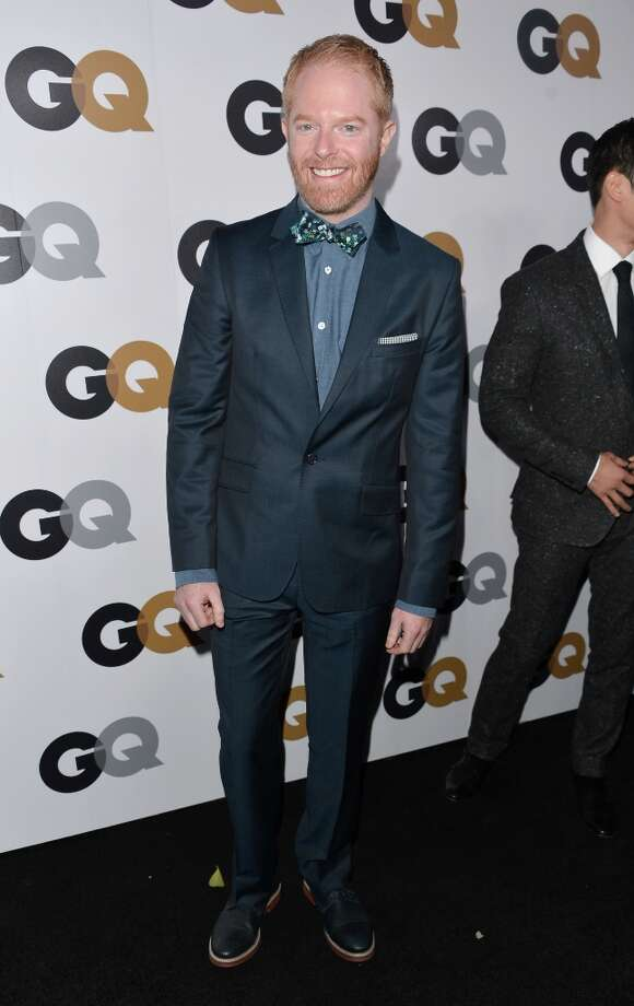 Actor Jesse Tyler Ferguson arrives at the GQ Men of the Year Party at Chateau Marmont on November 13, 2012 in Los Angeles, California.  (Photo by Alberto E. Rodriguez/Getty Images) Photo: Alberto E. Rodriguez, Getty Images / 2012 Getty Images