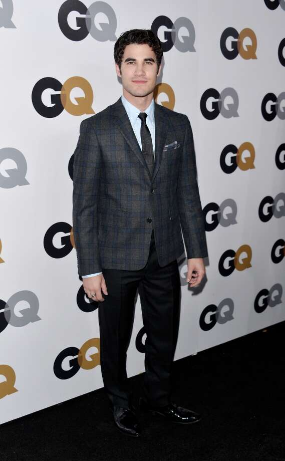 Actor Darren Criss arrives at the GQ Men of the Year Party at Chateau Marmont on November 13, 2012 in Los Angeles, California.  (Photo by Alberto E. Rodriguez/Getty Images) Photo: Alberto E. Rodriguez, Getty Images / 2012 Getty Images