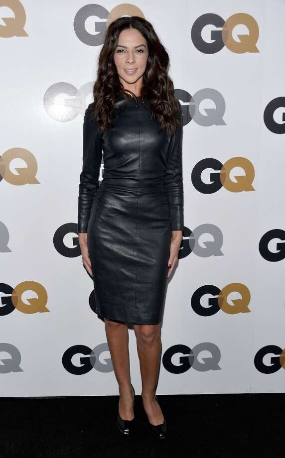 TV Personality Terri Seymour arrives at the GQ Men of the Year Party at Chateau Marmont on November 13, 2012 in Los Angeles, California.  (Photo by Alberto E. Rodriguez/Getty Images) Photo: Alberto E. Rodriguez, Getty Images / 2012 Getty Images