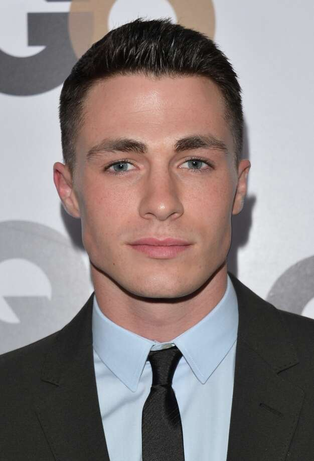 Actor Colton Haynes arrives at the GQ Men of the Year Party at Chateau Marmont on November 13, 2012 in Los Angeles, California.  (Photo by Alberto E. Rodriguez/Getty Images) Photo: Alberto E. Rodriguez, Getty Images / 2012 Getty Images