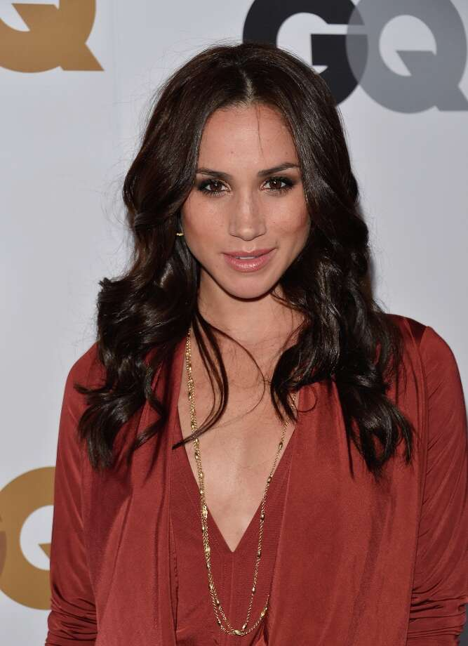 Actress Meghan Markle arrives at the GQ Men of the Year Party at Chateau Marmont on November 13, 2012 in Los Angeles, California.  (Photo by Alberto E. Rodriguez/Getty Images) Photo: Alberto E. Rodriguez, Getty Images / 2012 Getty Images