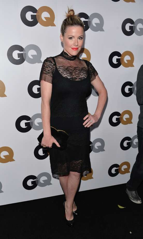 Actress Kathleen Robertson arrives at the GQ Men of the Year Party at Chateau Marmont on November 13, 2012 in Los Angeles, California.  (Photo by Alberto E. Rodriguez/Getty Images) Photo: Alberto E. Rodriguez, Getty Images / 2012 Getty Images